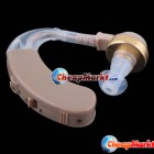 Behind Ear Sound Voice Amplifier Hearing Aids Aid